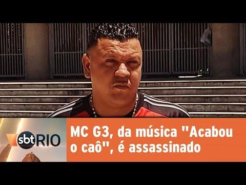 MC G3, da música