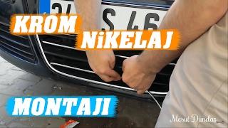 Krom Panjur Uygulaması Hızlı ve Basit | Krom Nikelaj
