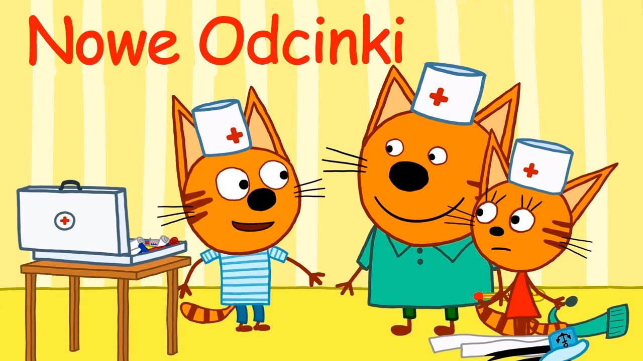 Kot-O-Ciaki | Kolekcja nowe kreskówek | Bajki dla dzieci 2020
