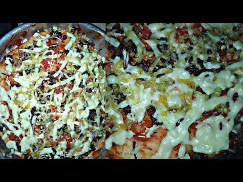 صورة  طريقة عمل البيتزا طريقه عمل البيتزا الايطالي 🍕 وسر نجاح العجينه  🔥 هشه وطريه جدا ❤ طريقة عمل البيتزا من يوتيوب