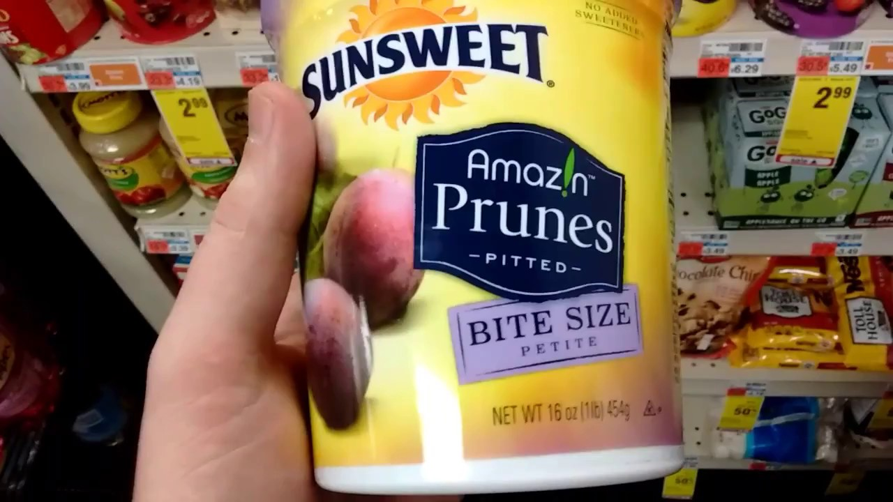 "Prunes ""Sunsweet"""