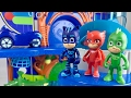 Awesome PJ Masks headquarters HQ Playset with Action Cars! - DuDuPopTOY