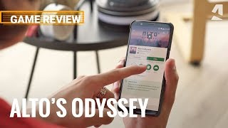 Alto's Odyssey Android Game Review