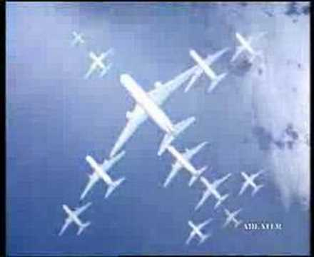Delta Air Lines Commercial - Adiemus - 1994