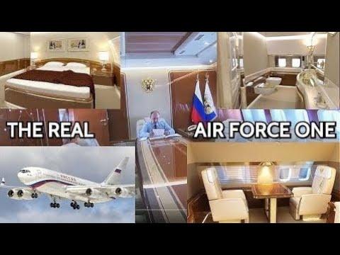 PUTIN'S AIR FORCE