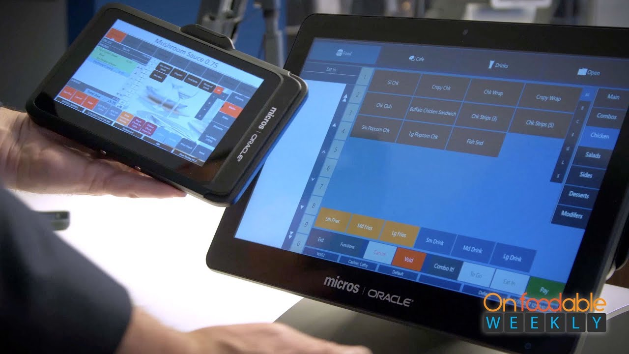 Oracle Pos System Could Be A Game Changer Youtube