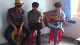 Thành Phố Buồn Guitar Cover By G.T.M Band...