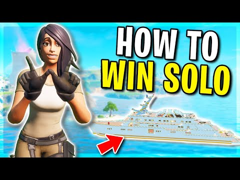 How To Win Your 1st Solo In Fortnite Season 2! (Chapter 2)