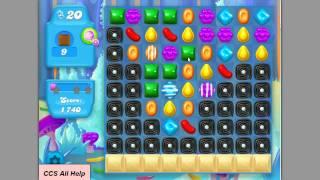 Candy Crush SODA SAGA level 144 NO BOOSTERS
