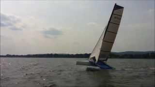 Espadon16 - New catamaran by Mystere