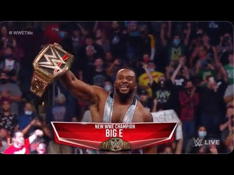 Download Big E Cash In Money In The Bank Wins WWE Championship - WWE Raw 9/20/21