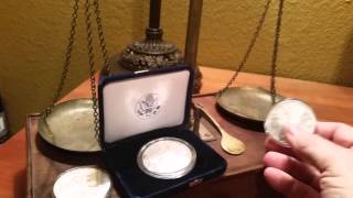 2009 Proof American Silver Eagle -  Mintage 0