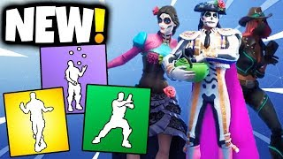 *NEW* Leaked Fortnite EMOTES & Skins Gameplay! (Criss Cross, Juggler, Tai Chi, Busy) NEW Emotes!
