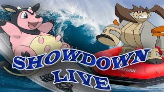 "Pokemon Showdown Live Sun and Moon #53 [Ou] - ""Monotype"" Ft Pokeaim and Moet"