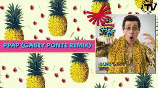 Pikotaro - PPAP (Pen-Pineapple-Apple-Pen) (Gabry Ponte Remix) - Cover Art