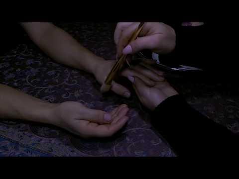 ASMR   Wohltuende Handmassage