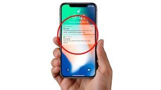 IPHONE X pantalla de bloqueo, Aplicaciones Android