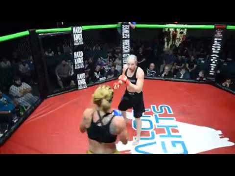 VALOR Fights 15: Katelyn Dykas vs. Ashley Samples