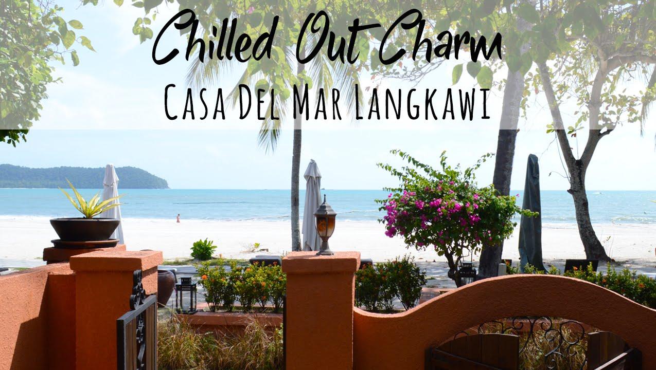 Langkawi casa del mar 5 star beach hotel malaysia luxury travel blog youtube