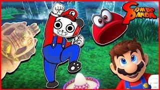 Mario Odyssey Episode 3 Goomba Crew Let's Play with Combo Panda