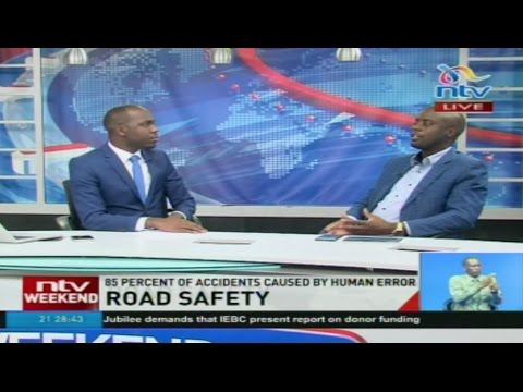 NTSA launch mobile app to aid road users on road safety; Fernando Wangle explains how this works