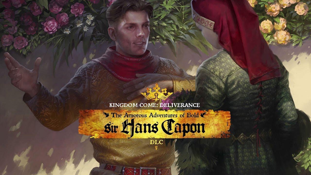 Для Kingdom Come: Deliverance вышло «любовное» дополнение. Геймеры поставили ему 70 % положительных отзывов в Steam