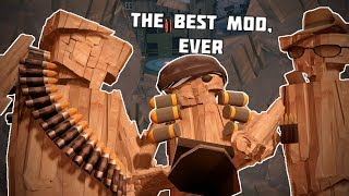 The most competitively balanced mod ever made, an incredible creati...