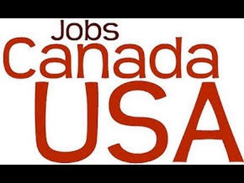 U.S. and CANADA JOBS