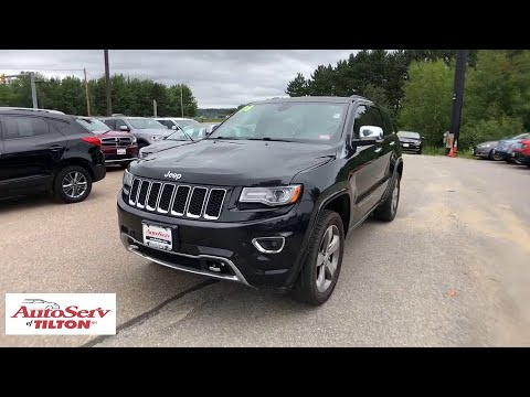 2014 Jeep Grand Cherokee Tilton, Concord, Laconia, Manchester, Franklin, NH CT18525A