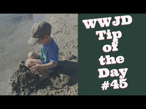 What Would Jeff Do? Dog Training Tip of the Day #45 Calmness
