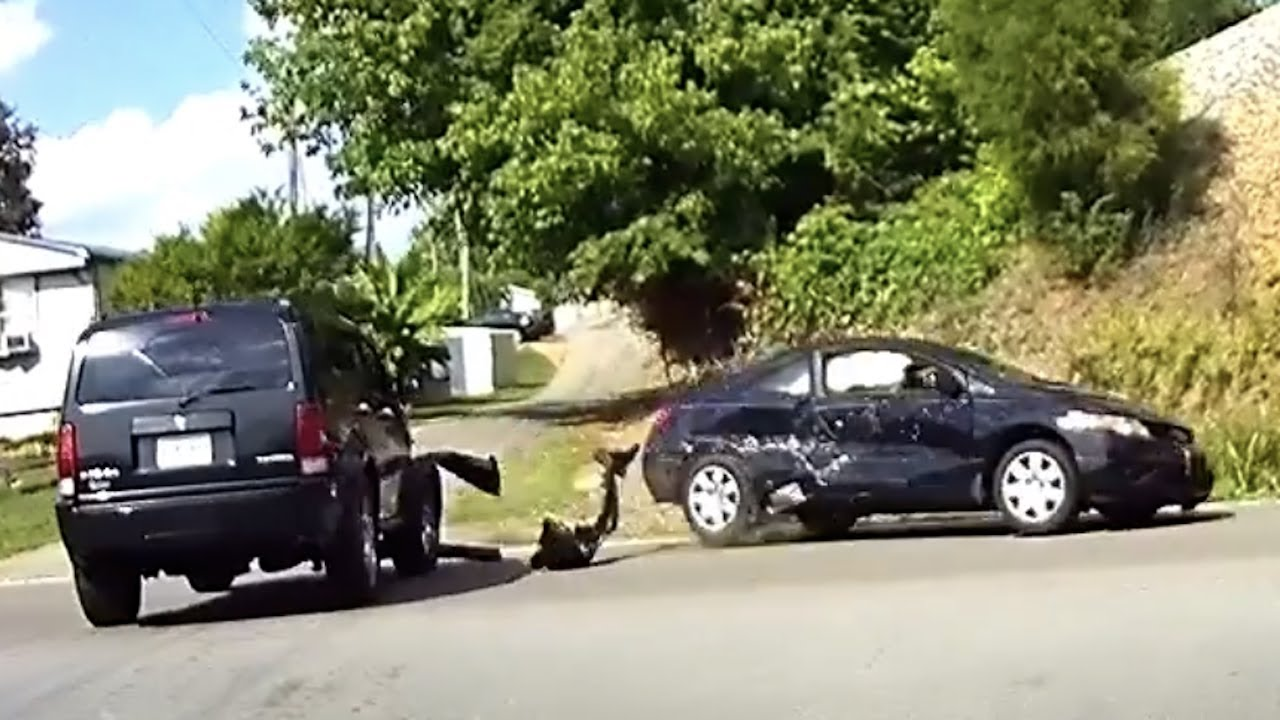 American Driving Fails, Road Rage, Car Crashes & Instant Karma Compilation #376