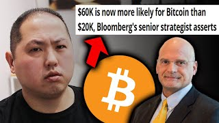 GET READY FOR $60,000 BITCOIN ACCORDING TO BLOOMBERG