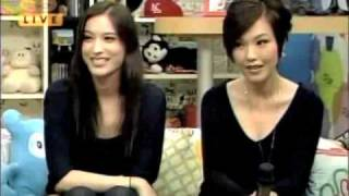 Estee Lauder Model Search 2010 winners interview Thumbnail