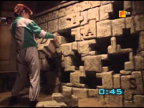 The Crystal Maze - Series 1 Episode 2 FULL EPISODE!!