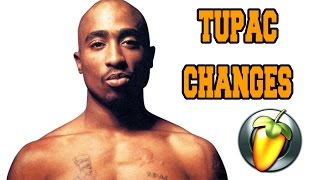 Tupac - Changes (instrumental) | FLP DOWNLOAD