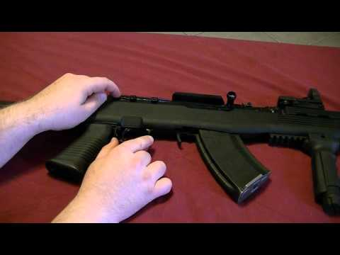 Tapco INTRAFUSE T6 SKS stock system review - YouTube