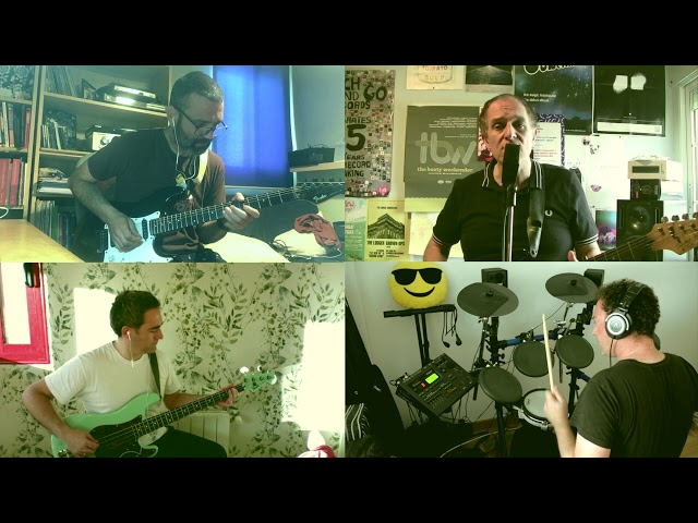 THE YELLOW MELODIES - Live @Lockdown. Sesiones de Contrabando (1-5-2020)