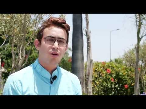 Omar Zizi Elève-ingénieur à l'Ecole Centrale Casablanca