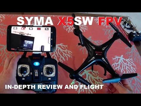Дрон Syma X5SW Explorers с 2mpx HD камера, 2.4 Ghz обхват до 200 метра 72