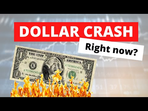 Us Dollar - Is It Collapsing?