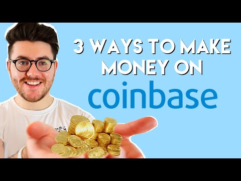 How I Am Making Money On Coinbase (\u0026 HOW YOU CAN TOO) | How To Buy Bitcoin On Coinbase