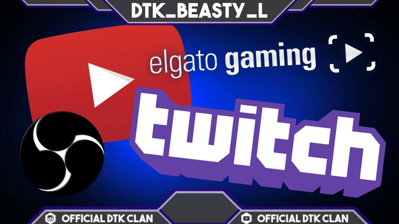 how to use obs and elgato