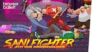Sani Fighter – Jetzt wird zurückgeschlagen