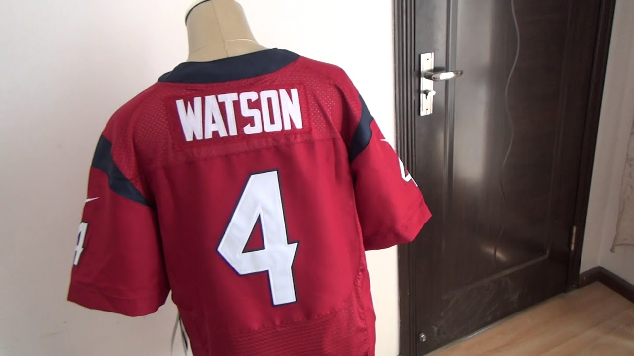 deshaun watson jersey from china