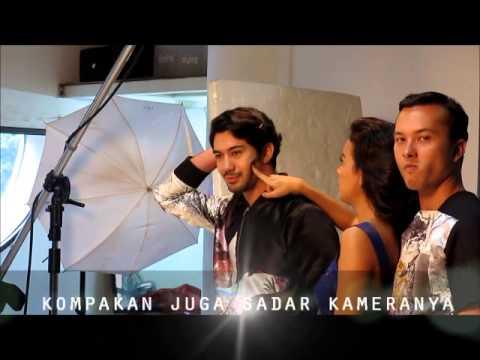 Reza Rahadian, Eva Celia & Nicholas Saputra : Behind the Cover Cita Cinta 24/2014