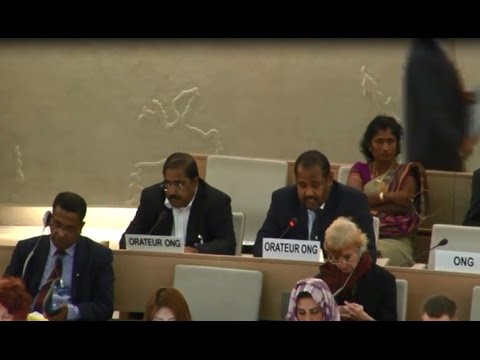 OHCHR Report on Sri Lanka Human Rights Council