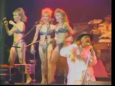 "Fresh Fruit Live@Ritz: ""I Am What I Am"" Kid Creole & the Coconuts"