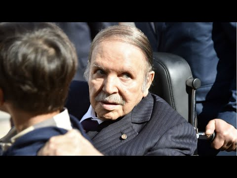 Algeria's ailing President Bouteflika confirms run for 5th term