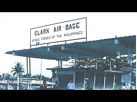 Welcome to Air Force City - Clark AFB, Philippines