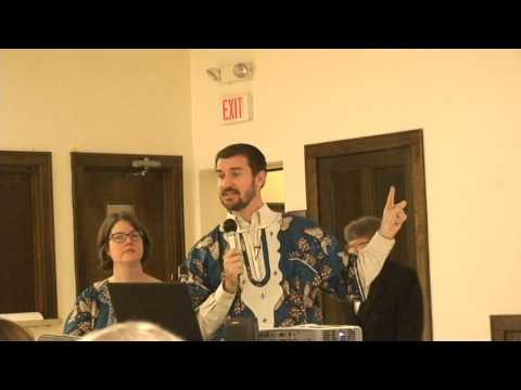 Pastor David Seabaugh - Trip To Liberia 12042016